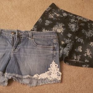 Maurices Shorts 11/12